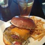 beacon cheese burger