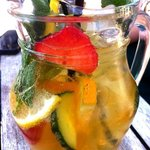 Special Pimms & ginger