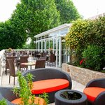 Terrasse lounge Saint Charles