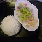 yummy and sizzling hot bicol express