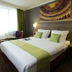 Photo de Quality Hotel Antwerpen Centrum Opera