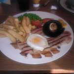 Gammon Meal