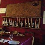 Portabottiglie di vino