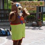 Falki, the Falkensteiner hotels mascotte