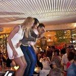 Greek Night in PAROS Restaurant, Warsaw