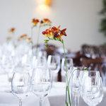 Coast Restaurant Table set up