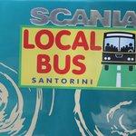 La facilité des bus locaux