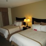 Clean Double Beds