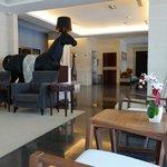 CJ hotel lobby
