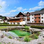 Hotel Nagglerhof Gartenansicht