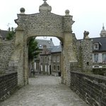 Oude stadsgedeelte Boulogne