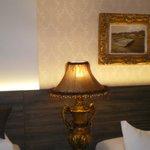 Um pouco do luxo do hotel!!!Aliás em todas as partes!!!