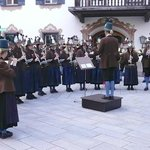 Lofter town band performs