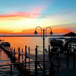 Beautiful Sunset from The Landing July 2nd, 2013