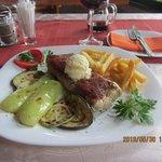 Негушский стейк попробовала в этом ресторане! Великолепное блюдо!