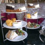 Afternoon tea, well worth a visit!