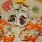 Excellent Sushi!