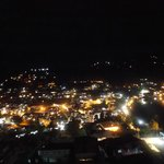 Night View of Naini Town from HFAH Balcony