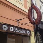 Foto van Klobasarna