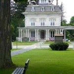 Marble Mansion Inn Foto