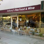 Foto de Anthony's Fine Food and Wine