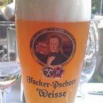Eine echte Münchner Weisse