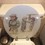 ladies' toilet