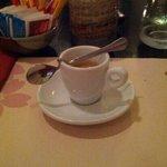 caffè e tazza di the