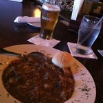 Guinness Beef Stew and Harp's
