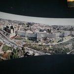 FOTO DE JERUSALEM VISTA EN EL MUSEO