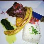 Grilled Churrasco Steak
