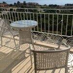 Sunny Balcony!