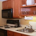 Kitchen in Suites