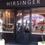 Vitrine boutique Hirsinger