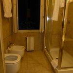 dedicated bathroom for room #4