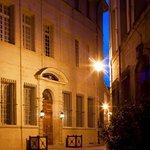 FACADE DE L'HOTEL MONUMENT HISTORIQUE