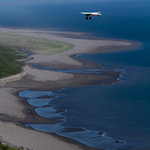 Super Cub flying safari along the Pacific coastline
