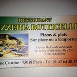 Foto de Restaurant Pizzeria Botticelli