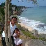 Tegal wangi beach just 2 mnt drive
