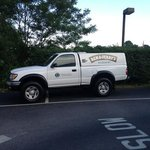 "Ben & Jerry's distributors at Brickleys??? ""We like your ice cream better so we park in the back"