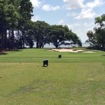#6, the only truly pretty hole at Oyster Reef.