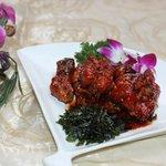 Deep-fried Spareribs with Black Vinegar Sauce