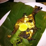 my grilled fish