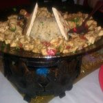 Chicken Ottoman Casserole