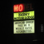 ‪Sidney Motor Lodge‬