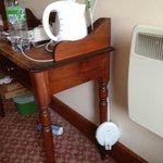 Old kettle base