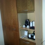 Minibar also available