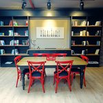 Akin Suites Brand new lobby