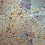 mappa amsterdam city hotel