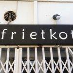 frietkot - signage